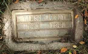 GRAY, TINSI - Coconino County, Arizona | TINSI GRAY - Arizona Gravestone Photos