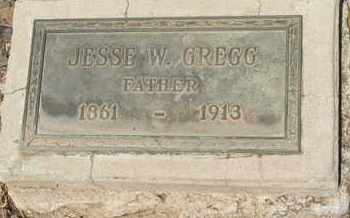 GREGG, SR., JESSE W. - Coconino County, Arizona   JESSE W. GREGG, SR. - Arizona Gravestone Photos