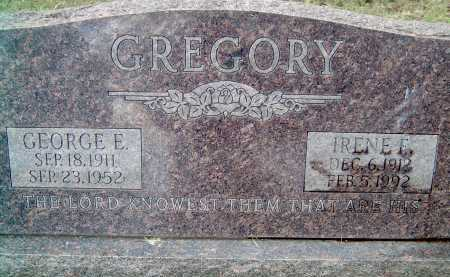 GREGORY, GEORGE E. - Coconino County, Arizona | GEORGE E. GREGORY - Arizona Gravestone Photos