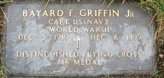 GRIFFIN, JR., BAYNARD F. - Coconino County, Arizona | BAYNARD F. GRIFFIN, JR. - Arizona Gravestone Photos