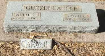 GUNZENHAUSER, JOHN L. - Coconino County, Arizona   JOHN L. GUNZENHAUSER - Arizona Gravestone Photos