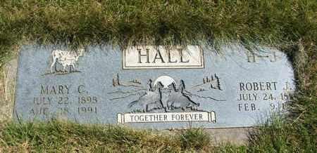 HALL, ROBERT J. - Coconino County, Arizona | ROBERT J. HALL - Arizona Gravestone Photos