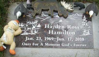 HAMILTON, HAYDEN ROSS - Coconino County, Arizona | HAYDEN ROSS HAMILTON - Arizona Gravestone Photos