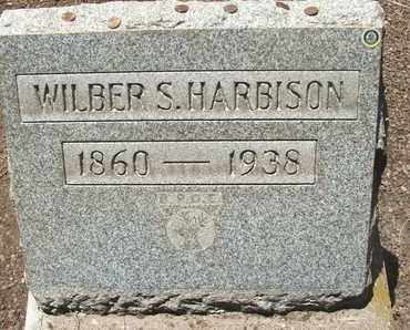 HARBISON, WILBER S. - Coconino County, Arizona | WILBER S. HARBISON - Arizona Gravestone Photos