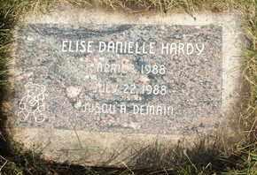 HARDY, ELISE DANIELLE - Coconino County, Arizona | ELISE DANIELLE HARDY - Arizona Gravestone Photos