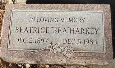 """HARKEY, BEATRICE """"BEA"""" - Coconino County, Arizona   BEATRICE """"BEA"""" HARKEY - Arizona Gravestone Photos"""