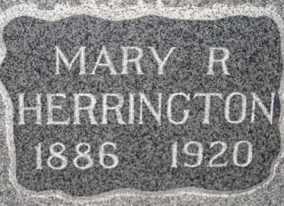 HARRINGTON, MARY R - Coconino County, Arizona | MARY R HARRINGTON - Arizona Gravestone Photos