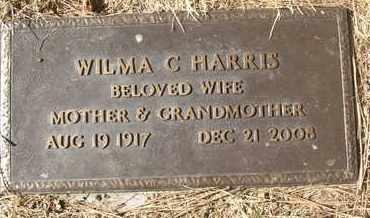 HARRIS, WILMA C - Coconino County, Arizona | WILMA C HARRIS - Arizona Gravestone Photos
