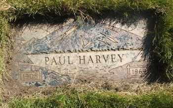 HARVEY, PAUL - Coconino County, Arizona   PAUL HARVEY - Arizona Gravestone Photos