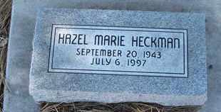 HECKMAN, HAZEL MARIE - Coconino County, Arizona | HAZEL MARIE HECKMAN - Arizona Gravestone Photos