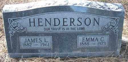 HENDERSON, JAMES L. - Coconino County, Arizona | JAMES L. HENDERSON - Arizona Gravestone Photos