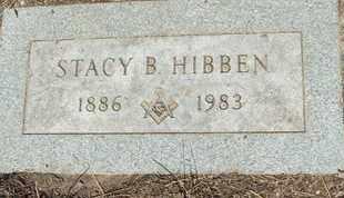 HIBBEN, STACY B. - Coconino County, Arizona | STACY B. HIBBEN - Arizona Gravestone Photos
