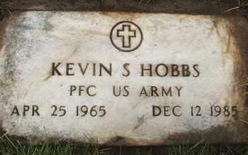 HOBBS, KEVIN S - Coconino County, Arizona | KEVIN S HOBBS - Arizona Gravestone Photos