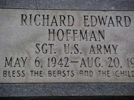 HOFFMAN, RICHARD EDWARD - Coconino County, Arizona | RICHARD EDWARD HOFFMAN - Arizona Gravestone Photos