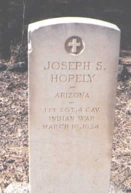 HOPELY, JOSEPH S. - Coconino County, Arizona | JOSEPH S. HOPELY - Arizona Gravestone Photos