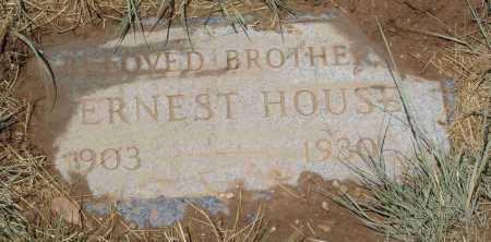 HOUSE, ERNEST - Coconino County, Arizona | ERNEST HOUSE - Arizona Gravestone Photos