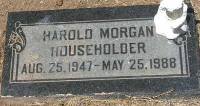 HOUSEHOLDER, HAROLD MORGAN - Coconino County, Arizona | HAROLD MORGAN HOUSEHOLDER - Arizona Gravestone Photos
