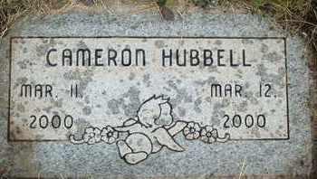 HUBBELL, CAMERON - Coconino County, Arizona | CAMERON HUBBELL - Arizona Gravestone Photos