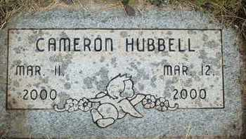 HUBBELL, CAMERON - Coconino County, Arizona   CAMERON HUBBELL - Arizona Gravestone Photos