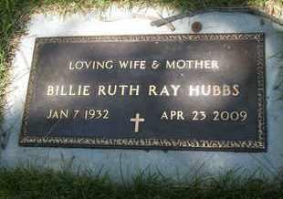 HUBBS, BILLIE RUTH - Coconino County, Arizona | BILLIE RUTH HUBBS - Arizona Gravestone Photos