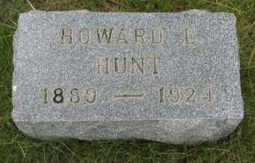 HUNT, HOWARD L. - Coconino County, Arizona | HOWARD L. HUNT - Arizona Gravestone Photos