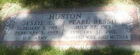 HUSTON, JESSIE E. - Coconino County, Arizona | JESSIE E. HUSTON - Arizona Gravestone Photos