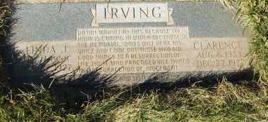 IRVING, LINDA J. - Coconino County, Arizona   LINDA J. IRVING - Arizona Gravestone Photos