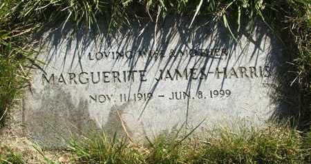 JAMES-HARRIS, MARGUERITE - Coconino County, Arizona | MARGUERITE JAMES-HARRIS - Arizona Gravestone Photos
