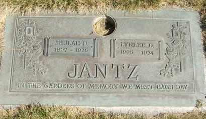 JANTZ, BEULAH D, - Coconino County, Arizona | BEULAH D, JANTZ - Arizona Gravestone Photos