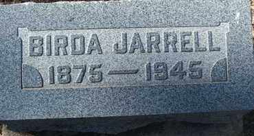 JARRELL, BIRDA - Coconino County, Arizona | BIRDA JARRELL - Arizona Gravestone Photos
