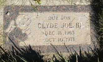 JOE, CLYDE III - Coconino County, Arizona | CLYDE III JOE - Arizona Gravestone Photos