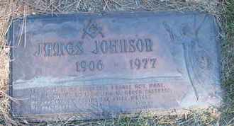 JOHNSON, JAMES - Coconino County, Arizona | JAMES JOHNSON - Arizona Gravestone Photos