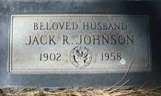 JOHNSON, JACK R. - Coconino County, Arizona | JACK R. JOHNSON - Arizona Gravestone Photos