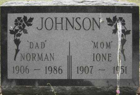 JOHNSON, NORMAN - Coconino County, Arizona | NORMAN JOHNSON - Arizona Gravestone Photos