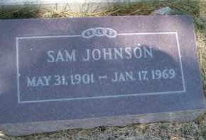 JOHNSON, SAM - Coconino County, Arizona   SAM JOHNSON - Arizona Gravestone Photos