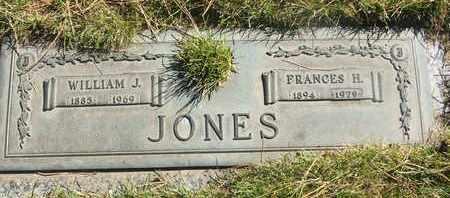 JONES, WILLIAM J. - Coconino County, Arizona | WILLIAM J. JONES - Arizona Gravestone Photos