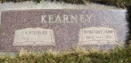 KEARNEY, DOROTHY JANE - Coconino County, Arizona | DOROTHY JANE KEARNEY - Arizona Gravestone Photos