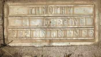 KEELING, TIMONTHY J. - Coconino County, Arizona   TIMONTHY J. KEELING - Arizona Gravestone Photos