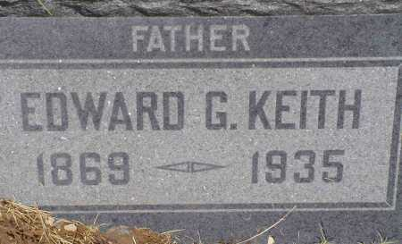 KEITH, EDWARD G. - Coconino County, Arizona | EDWARD G. KEITH - Arizona Gravestone Photos