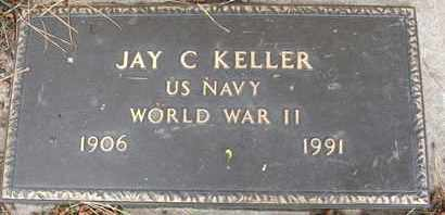 KELLER, JAY C. - Coconino County, Arizona | JAY C. KELLER - Arizona Gravestone Photos