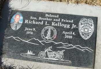 KELLOGG, RICHARD L., JR. - Coconino County, Arizona   RICHARD L., JR. KELLOGG - Arizona Gravestone Photos