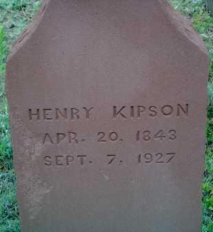 KIPSON, HENRY - Coconino County, Arizona | HENRY KIPSON - Arizona Gravestone Photos