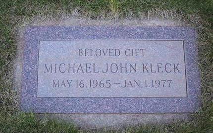 KLECK, MICHAEL JOHN - Coconino County, Arizona | MICHAEL JOHN KLECK - Arizona Gravestone Photos
