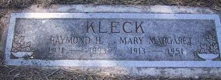 KLECK, RAYMOND H. - Coconino County, Arizona | RAYMOND H. KLECK - Arizona Gravestone Photos