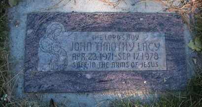 LACY, JOHN TIMOTHY - Coconino County, Arizona | JOHN TIMOTHY LACY - Arizona Gravestone Photos