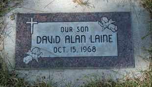 LAINE, DAVID ALAN - Coconino County, Arizona | DAVID ALAN LAINE - Arizona Gravestone Photos