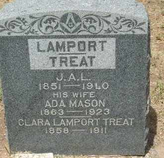 LAMPORT TREAT, CLARA - Coconino County, Arizona | CLARA LAMPORT TREAT - Arizona Gravestone Photos