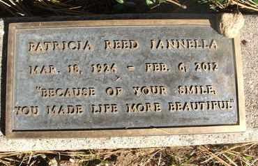 LANNELLA, PATRICIA - Coconino County, Arizona | PATRICIA LANNELLA - Arizona Gravestone Photos