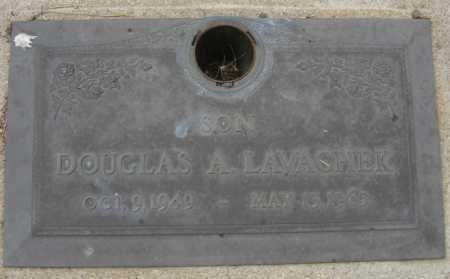 LAVACHEK, DOUGLAS A. - Coconino County, Arizona   DOUGLAS A. LAVACHEK - Arizona Gravestone Photos