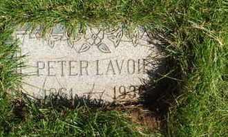 LAVOIE, PETER - Coconino County, Arizona | PETER LAVOIE - Arizona Gravestone Photos